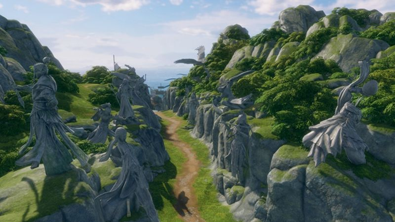 《剑网3》怒海争锋玩家返图 炸弹人小游戏来袭