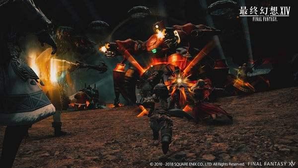 《最终幻想14》突破1600万用户 今日国服上线4.5新版