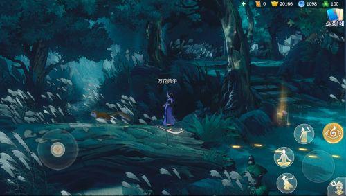 《剑网3:指尖江湖》6月12日不删档上线 心眼观世万物有灵