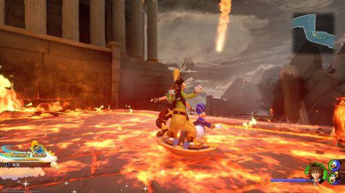 《王国之心3》评测 迪士尼最大的虚拟乐园