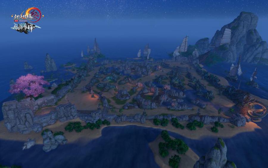 全视角MMOMOBA来了 《剑网3》公布全新玩法列星虚境