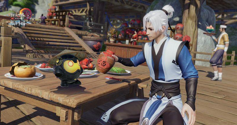 WeGame百万人预约 《剑网3》怒海争锋6.20公测