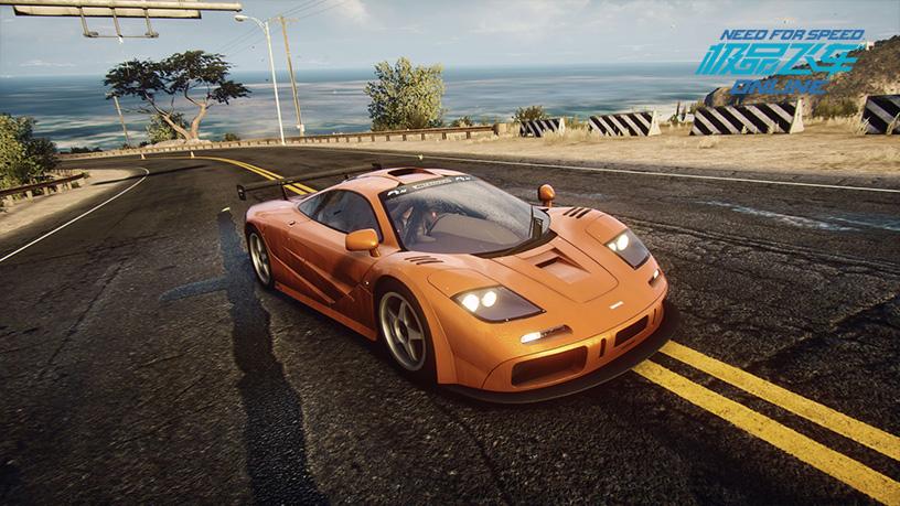 《极品飞车OL》超跑最速传说——迈凯伦 F1 LM 1996