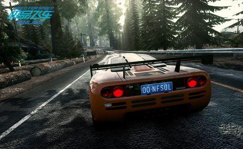 《極品飛車OL》超跑最速傳說——邁凱倫 F1 LM 1996