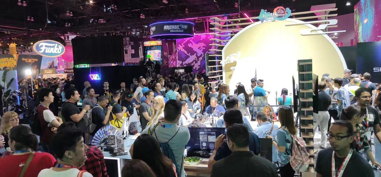 E3落幕!西山居獲海外玩家媒體贊譽 新作獲知名KOL追捧