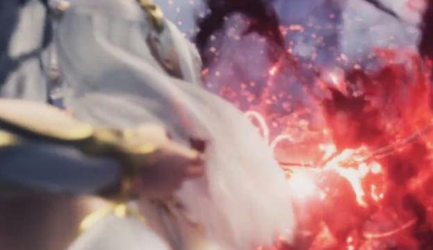 《劍靈》全新職業弓手宣傳CG