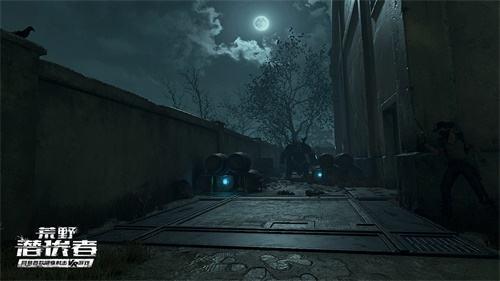 VR新游《荒野潜伏者(Stay Silent)》EA测试今日开启 邀你隐身激战
