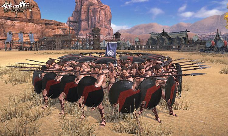 这就是斯巴达  《铁甲雄兵》新武将列奥尼达攻略指南