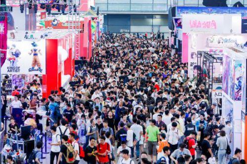 CAWAE已成动漫二次元厂商及众多爱好者们的重要盛会!