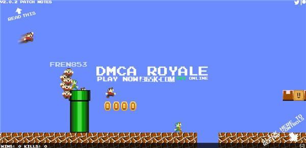 Bet365:《马里奥》违反DMCA遭下架!改名《DMCA Royale》再出发