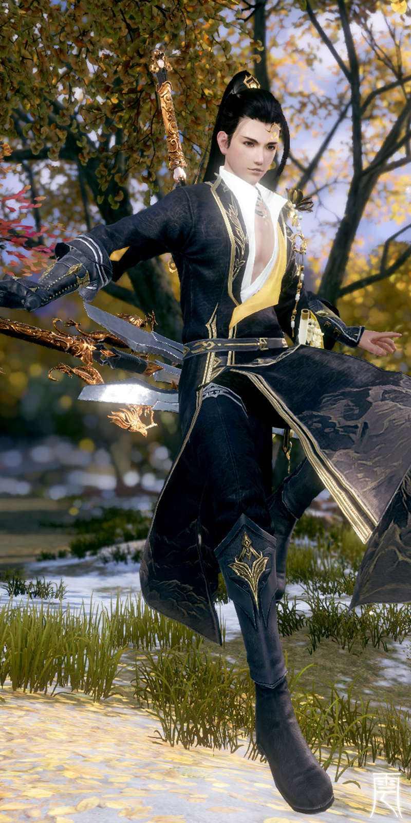 《剑网3》江湖装仅售50元?海盗套最受好评!