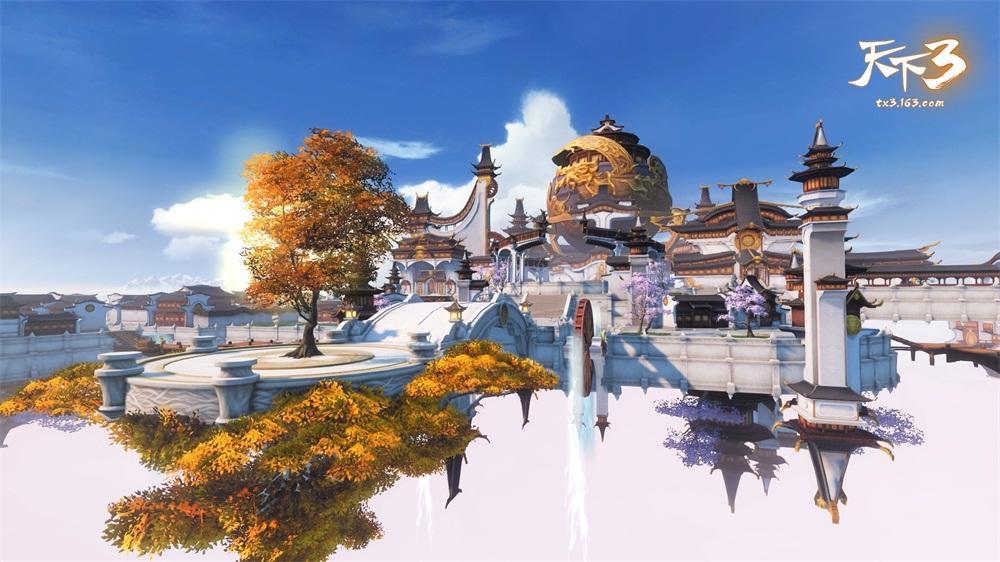 《天下3》策划专访:创新潜行战场玩法,新副本体验梦境之美!