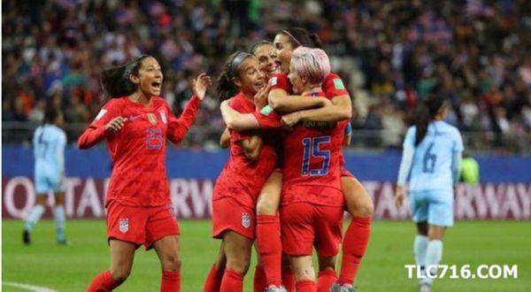 亚博体育女足世界杯推荐 法国女足VS美国女足前瞻