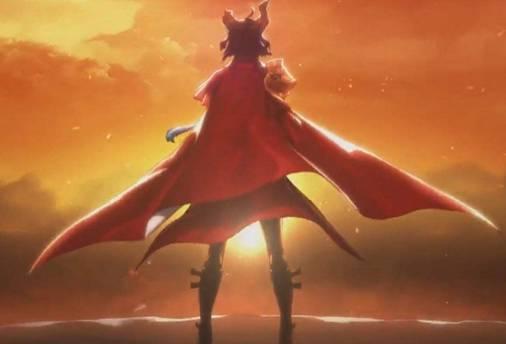 韩服龙骑士改版加强 骑龙时终于能换向了