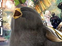 《最终幻想14》国服联动?#31995;?#22522; 黑色胖陆?#24515;?#25265;回家