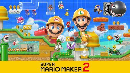 《超级马里奥制造2》评测 经典玩法,全新创意