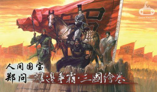 梦工坊游戏将在2019ChinaJoyBTOB展区展出大师手绘风采!