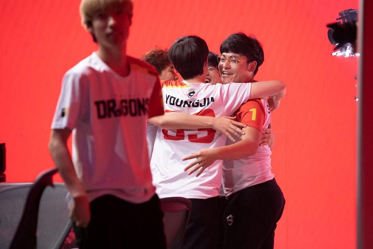 再创中国战队历史最佳战绩,OWL上海龙之队闯入决赛