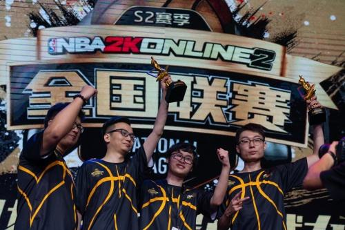 NBA2KOL2路人王模式首曝 虚实结合打造篮球嘉年华新体验