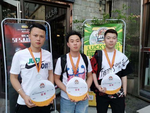 2G也疯狂 《街头篮球》SFSA南京站亚军实力分析
