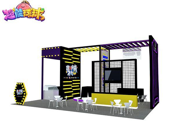 37游戏携《超能球球》 即将亮相广州萤火虫漫展
