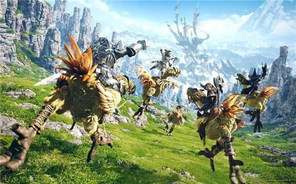 从灰烬中重生的MMORPG,《最终幻想14》的涅槃之旅