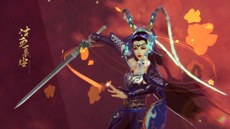 《剑网3》夏季特卖玩家返图 敦煌礼盒受好评