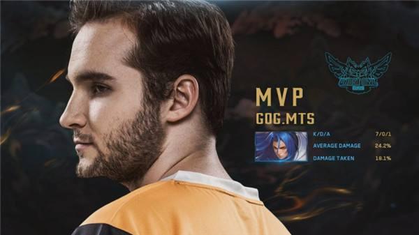 亚博娱乐怎么样之王者荣耀世界冠军杯小组赛GOG VS VSG