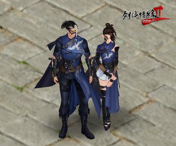 《剑网2新传》周年庆来袭 7月25日狂欢开启