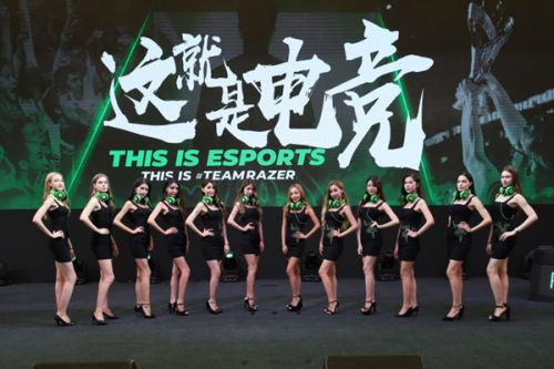 ChinaJoy 2019英特尔再度包馆,携雷蛇灵刃天使与你共狂欢!