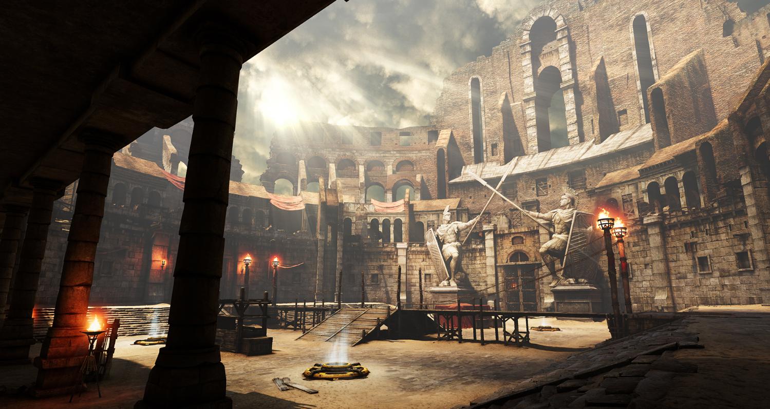 《生死狙击2》 打造高品质、多样化的游戏场景