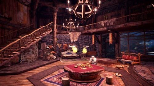 《怪物猎人:世界》游戏壁纸截图欣赏