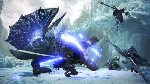 《怪物獵人:世界》游戲壁紙截圖欣賞