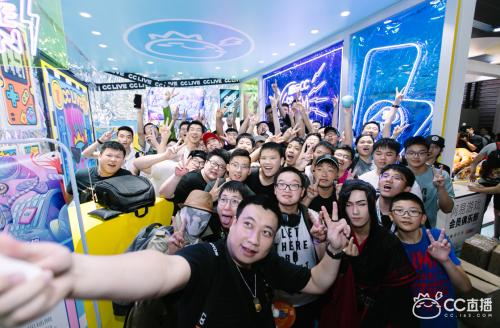 2019China Joy网易CC直播发布AI虚拟主播计划,探索直播2.0时代