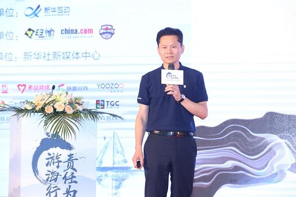 CHINAJOY聚焦文化转型 陈玉林畅谈盛趣文化数字化探索实践