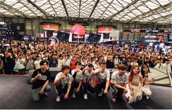 ChinaJoy2019:JDG亮相联想拯救者展台助阵老搭档