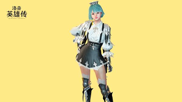 《洛奇英雄传》巨斧萝莉卖萌季 共赏贝拉外观秀