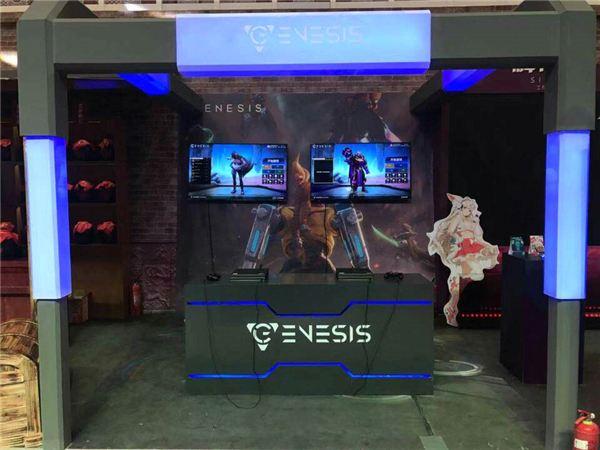 《Genesis》:倒计时一天!科幻主机MOBA明日上线!