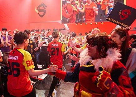 2020年賽季上海龍之隊上海主場賽事日期敲定
