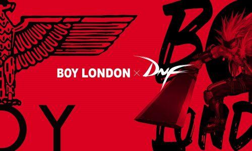 DNF与Boy London达成战略合作 诠释阿拉德时尚风潮