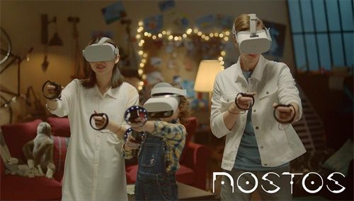 VR开放世界游戏《Nostos(故土)》Beta测试前瞻