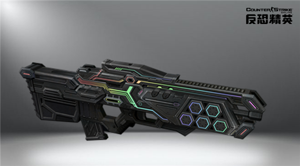 CSOL全新霸主武器造型曝光!自動索敵全彈出擊