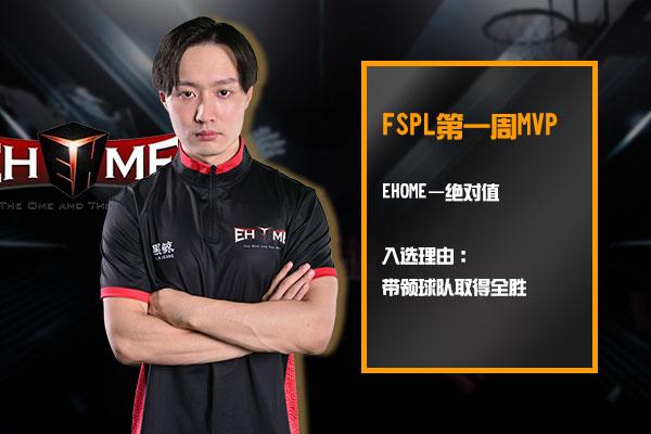絕對值榮膺MVP 《街頭籃球》FSPL首周數據出爐