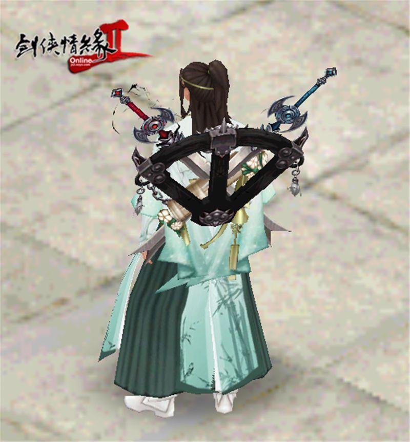 《剑网2》古董账号鉴定 领极品装备享御剑飞行