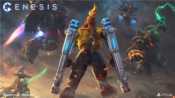 《Genesis》新征战:赛季通行证和天梯模式开放!