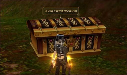 《永恒之塔》新版野外PVP战场 首曝最强武器