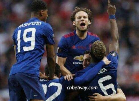 欧联杯赛事前瞻曼联VS阿斯塔纳盘口预测分析