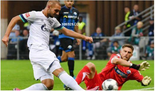 德甲5轮:沙尔克04对战美因茨,凯发游戏预测比赛