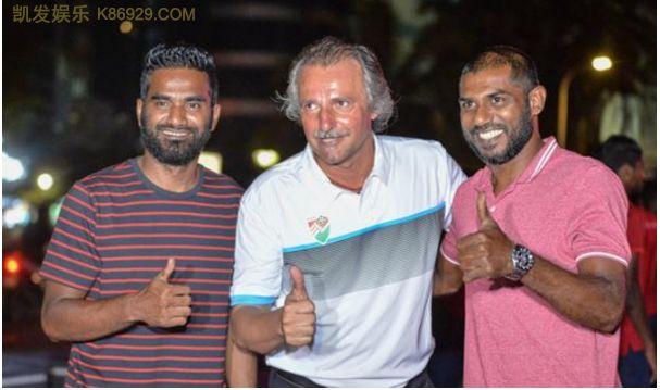 助力亚洲足球飞速发展 凯发游戏签约菲律宾与马尔代夫