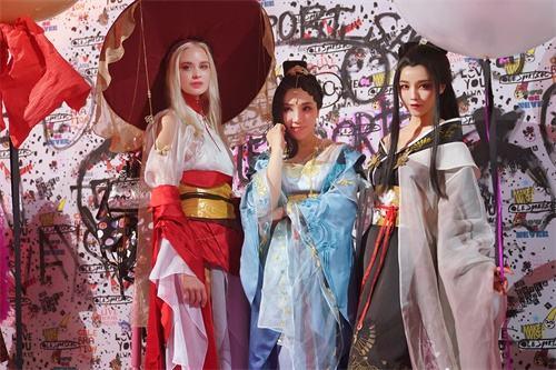 天刀天衣·华裳计划重磅发布 携手北服共创虚拟服装设计专业